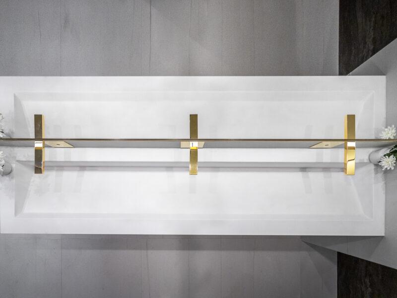 Lavoarul KUMA ONE 200 – Un concept specific spațiilor publice